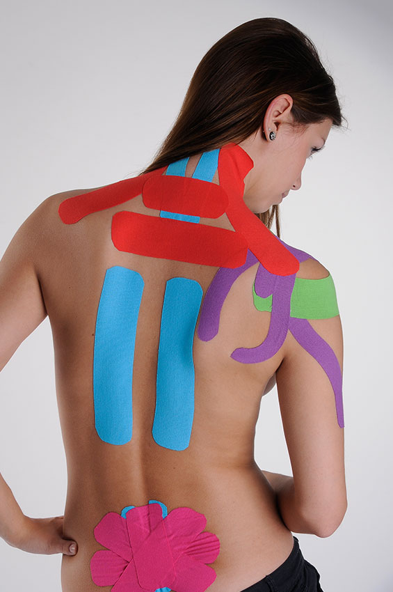 kinesio taping ruecken